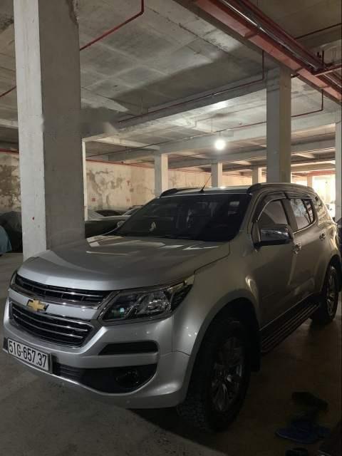 Bán Chevrolet Trailblazer năm sản xuất 2018, màu bạc, nhập khẩu, có bảo hiểm kinh doanh-3