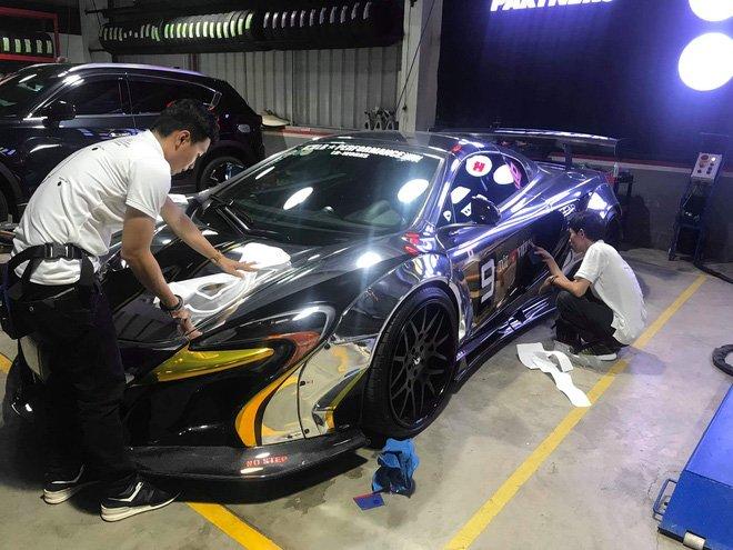 McLaren 650S Spider độ Liberty Walk của thiếu gia Dương Kon sẽ tới Car Passion 2019 a1