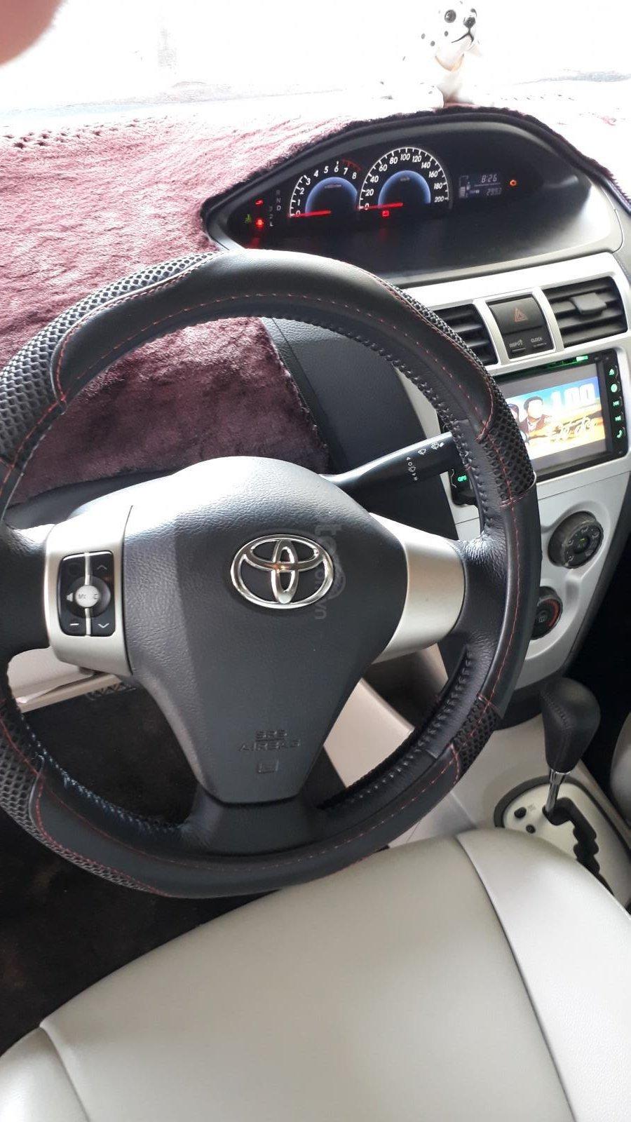 Bán Toyota Vios G năm sản xuất 2009, màu bạc, nhập khẩu-6