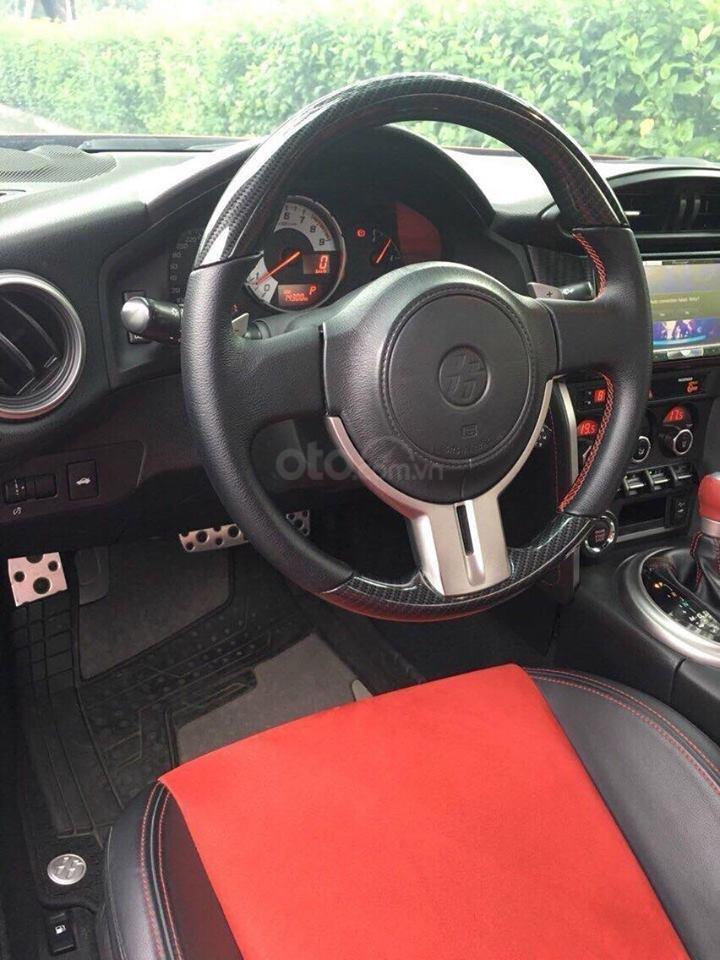 Bán Toyota 86 hai cửa tự động 2012, màu cam đỏ (5)