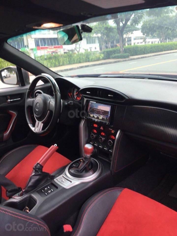 Bán Toyota 86 hai cửa tự động 2012, màu cam đỏ (6)