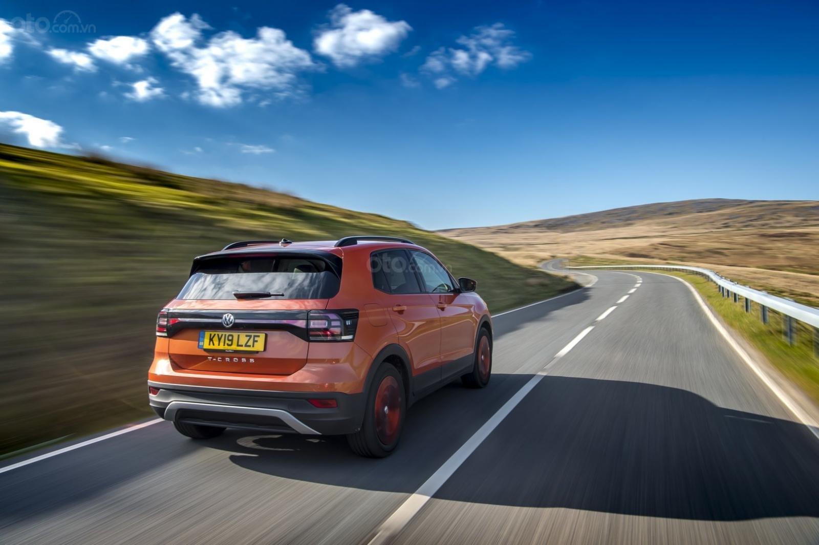 Volkswagen T-Cross 2019 Diesel mạnh mẽ