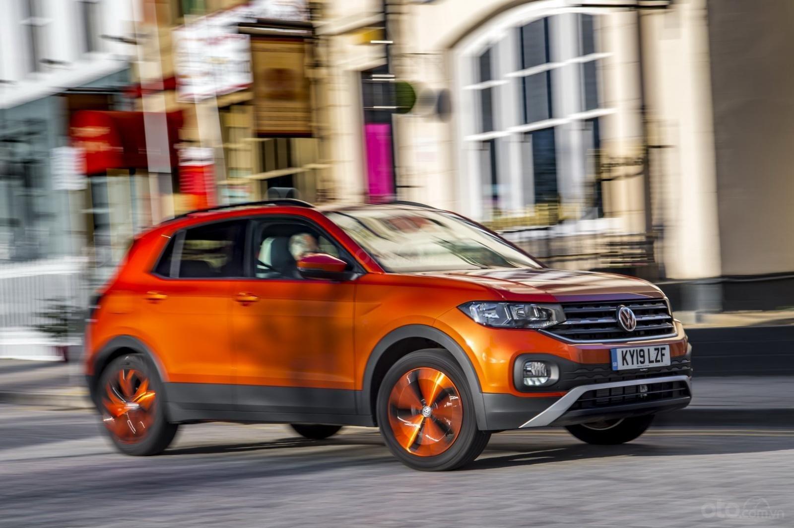 Volkswagen T-Cross 2019 Diesel chào giá từ 631,2 triệu