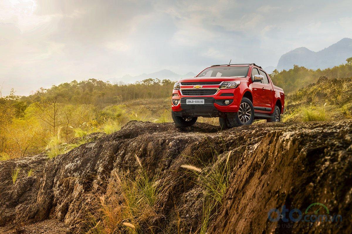 Ưu nhược điểm của Chevrolet Colorado 2019.