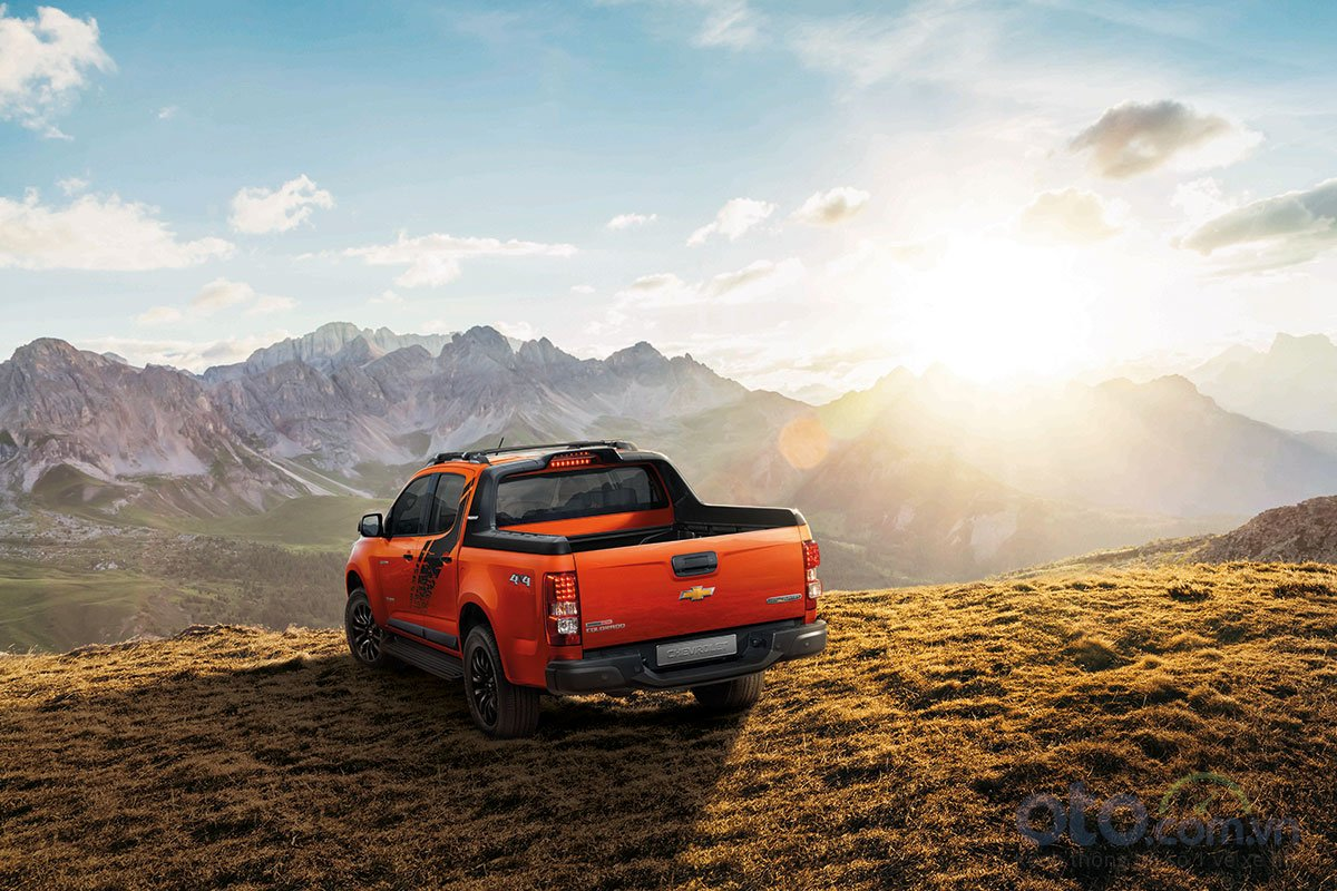 ưu nhược điểm của Chevrolet Colorado 2019 2.