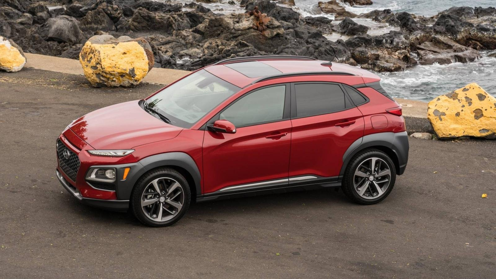 Đánh giá xe Hyundai kona 2019