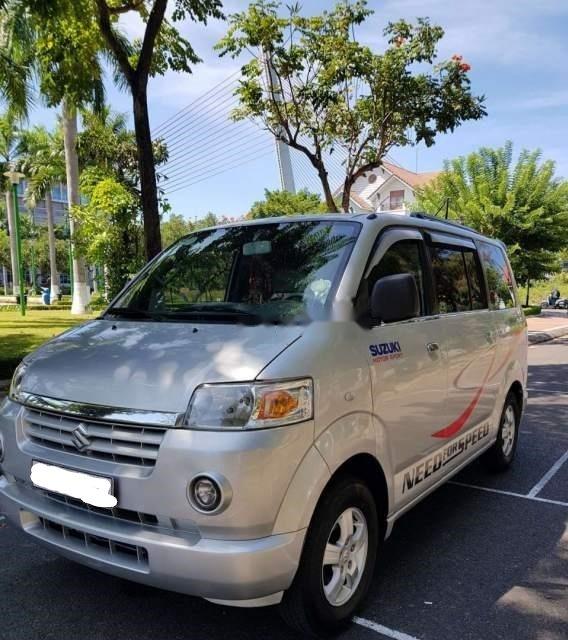 Thông số kỹ thuật xe Suzuki APV