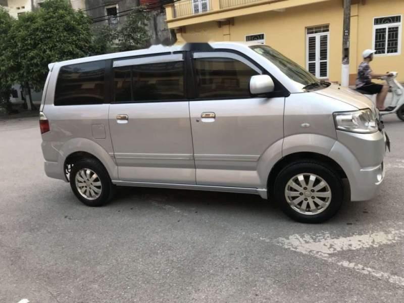 Thông số kỹ thuật xe Suzuki APV a7