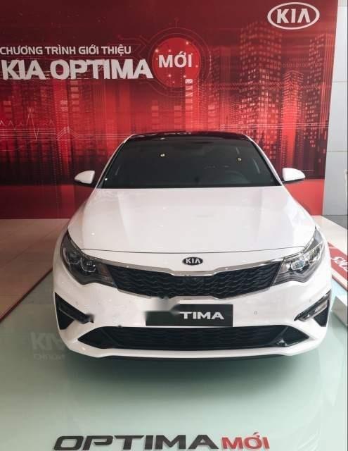 Bán xe Kia Optima 2.4GTL 2019, màu trắng-5