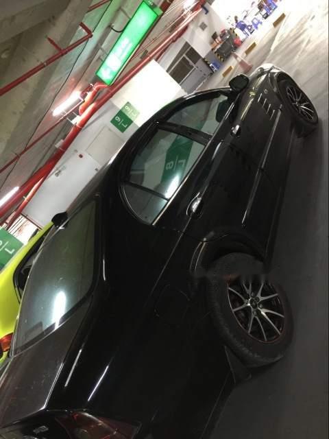 Cần bán gấp Daewoo Magnus 2005, màu đen, xe nhập xe gia đình, giá tốt-1
