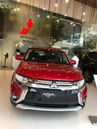 Bán Mitsubishi Outlander sản xuất năm 2019, màu đỏ, giá chỉ 785 triệu (2)