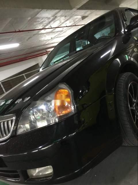 Cần bán gấp Daewoo Magnus 2005, màu đen, xe nhập xe gia đình, giá tốt-4
