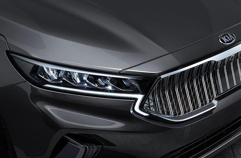 Kia K7 Premier 2020 trình làng, đối đầu với BMW 5-Series a2