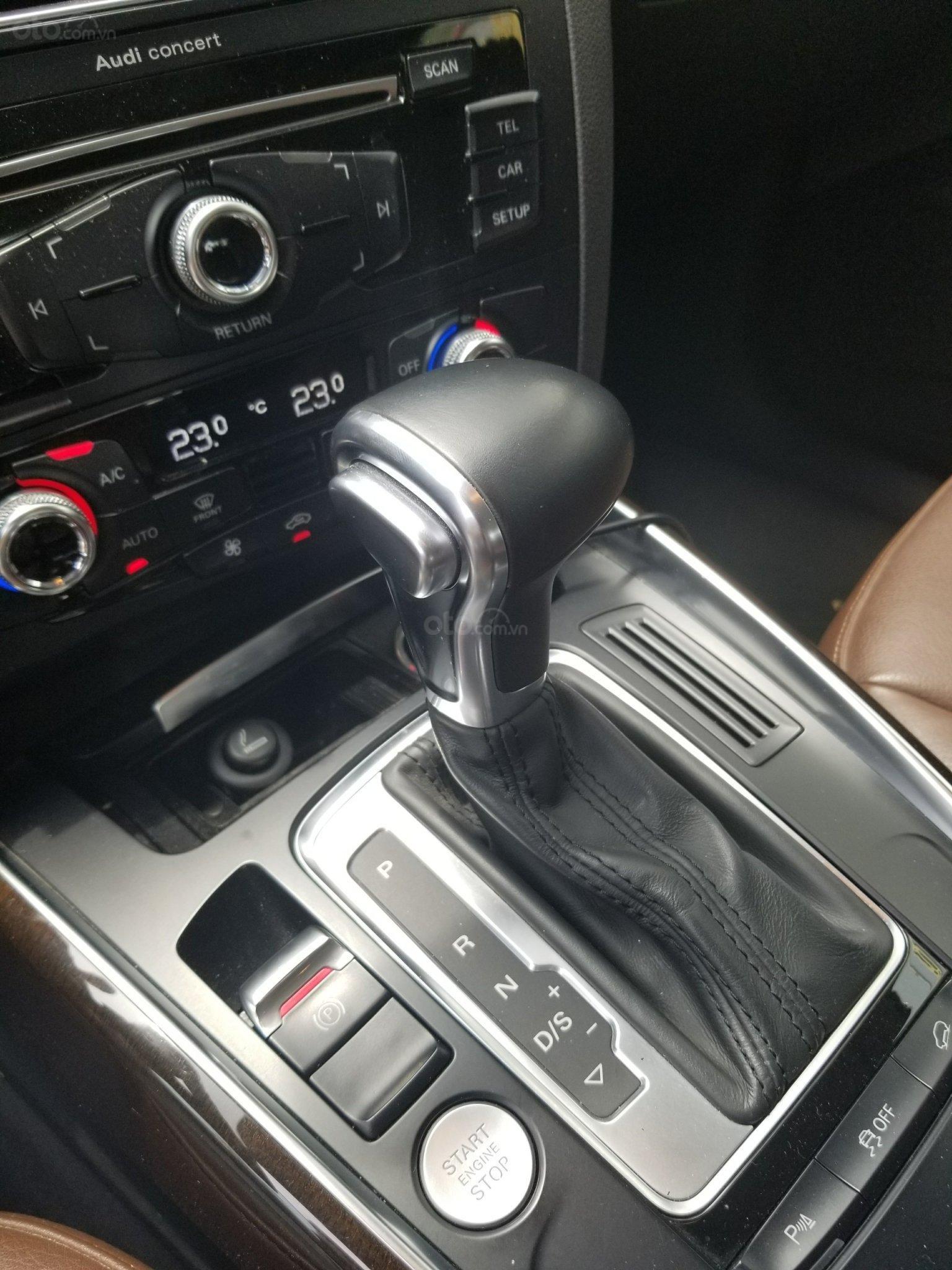 Bán Audi Q5 SX 2014, màu đen, một chủ sử dụng (12)