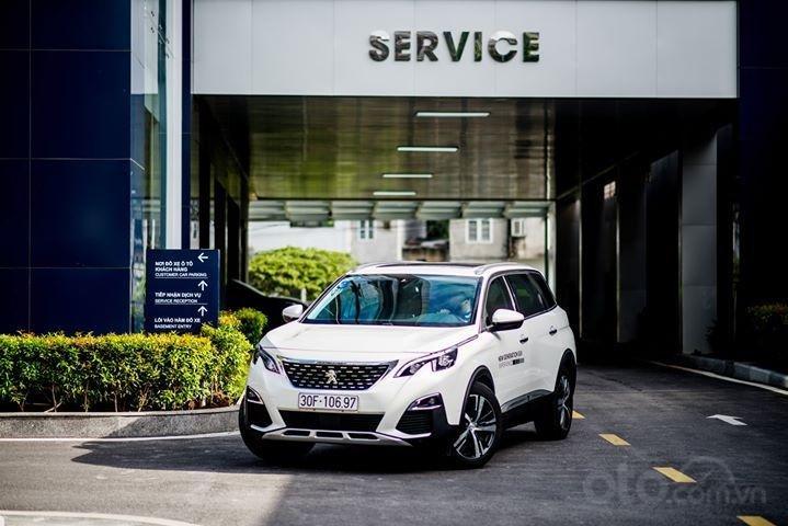Bán ô tô Peugeot 3008 sản xuất 2019 (2)
