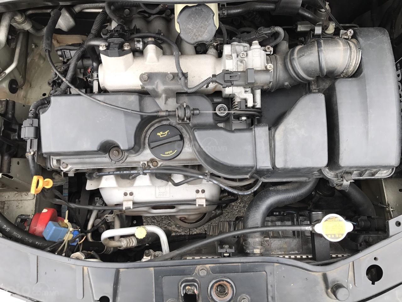 Cần bán xe Kia Morning SLX 2008, màu bạc, nhập khẩu, form mới, chính chủ-7