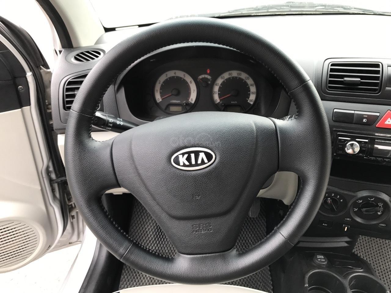 Cần bán xe Kia Morning SLX 2008, màu bạc, nhập khẩu, form mới, chính chủ-5