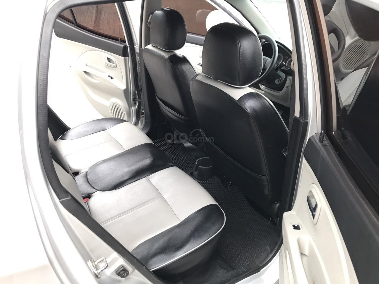 Cần bán xe Kia Morning SLX 2008, màu bạc, nhập khẩu, form mới, chính chủ-18