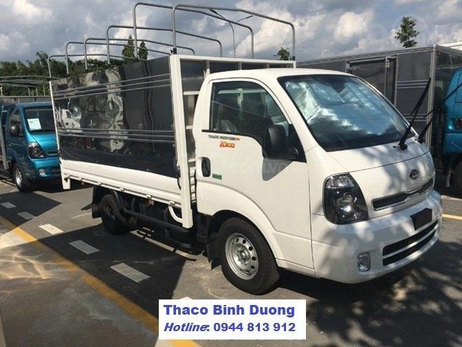 Động cơ Hyundai trên xe tải KIA K250, tải trọng 2,5 tấn, lưu thông thành phố. Xe tại Bình Dương. LH: 0944 813 912 (1)