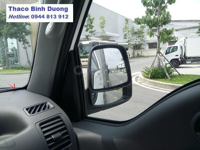 Động cơ Hyundai trên xe tải KIA K250, tải trọng 2,5 tấn, lưu thông thành phố. Xe tại Bình Dương. LH: 0944 813 912 (7)