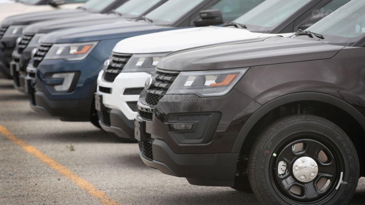 Ford Explorer cùng các mẫu xe khác bị ảnh hưởng từ vụ triệu hồi