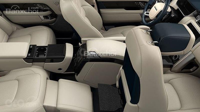 Ghế ngồi Range Rover 2019...