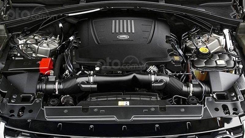 Động cơ Range Rover 2019...