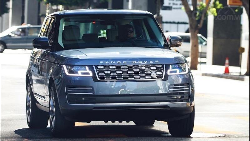 Đầu xe Range Rover 2019...