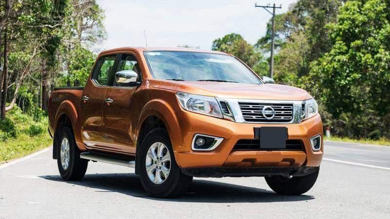 Nissan Navara tại Việt Nam bị triệu hồi do lỗi ổ khóa a2