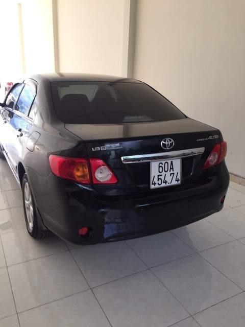 Bán xe Toyota Corolla altis năm 2010, màu đen, nhập khẩu (6)