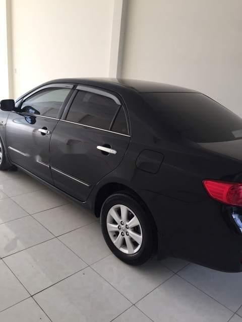 Bán xe Toyota Corolla altis năm 2010, màu đen, nhập khẩu (3)