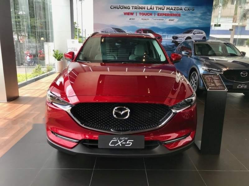 Bán xe Mazda CX 5 sản xuất năm 2019, màu đỏ  (2)