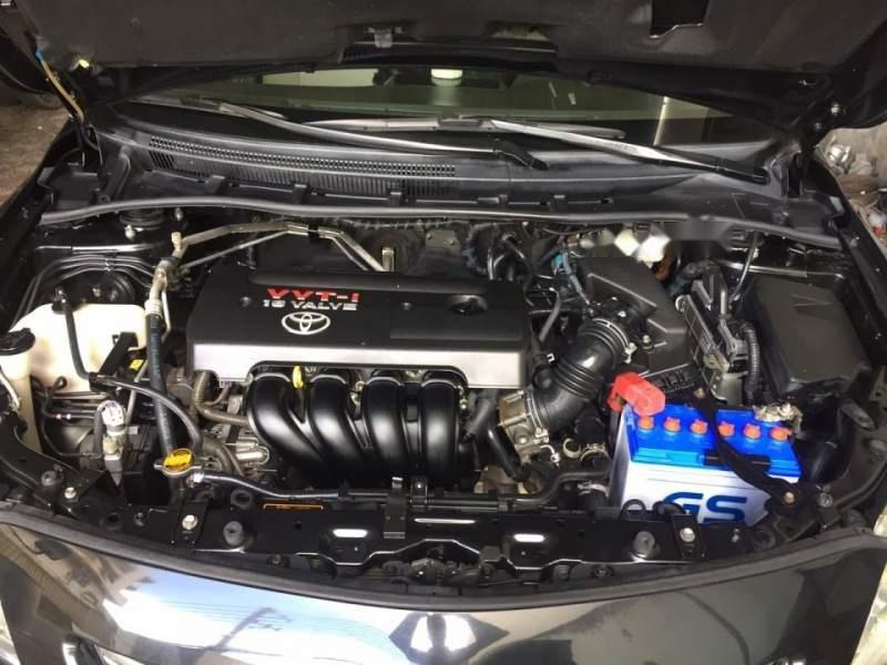 Bán xe Toyota Corolla altis năm 2010, màu đen, nhập khẩu (2)