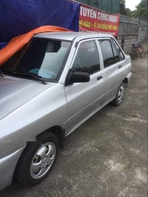 Cần bán xe Kia Pride đời 2002, màu bạc (3)