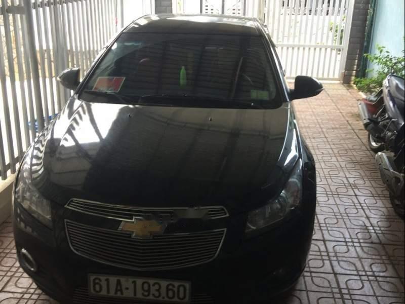 Bán Chevrolet Cruze năm sản xuất 2015, màu đen -1
