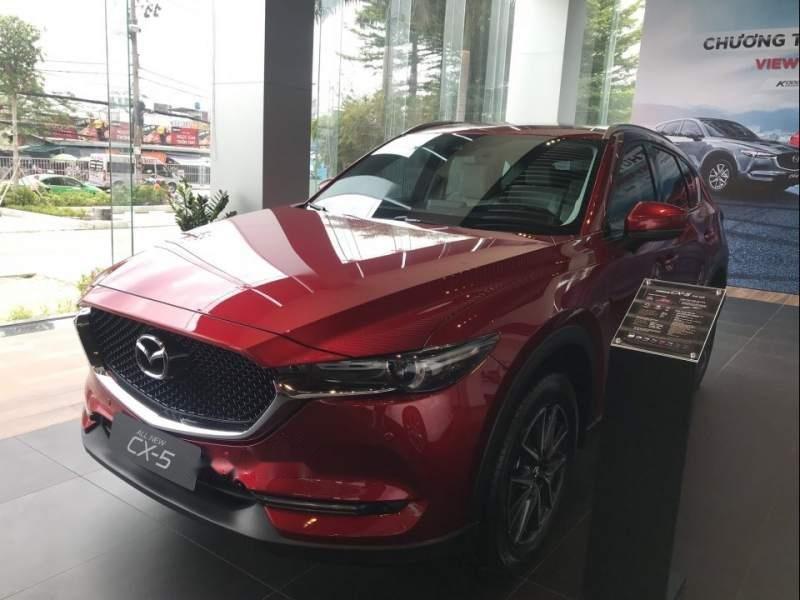 Bán xe Mazda CX 5 sản xuất năm 2019, màu đỏ  (1)