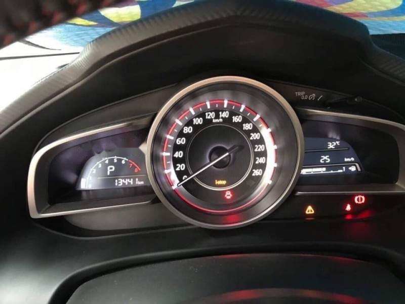 Bán Mazda 3 đời 2016, màu xám như mới (3)