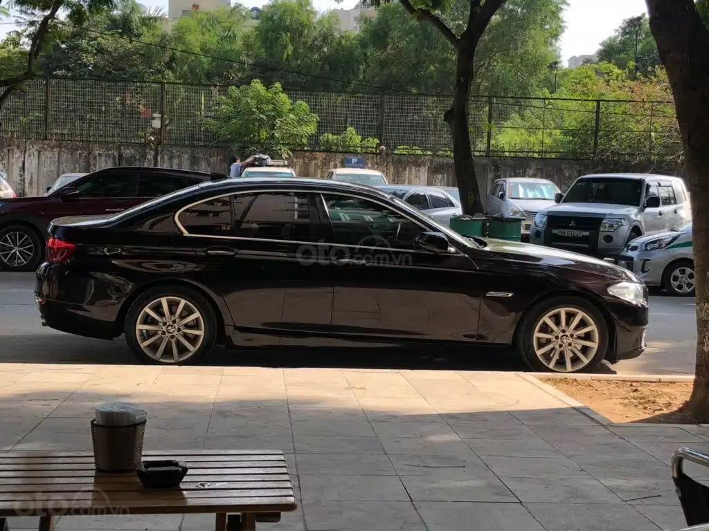 Cần bán BMW 535i Sedan, 2014, mới 98%, màu nâu, 306 mã lực-0