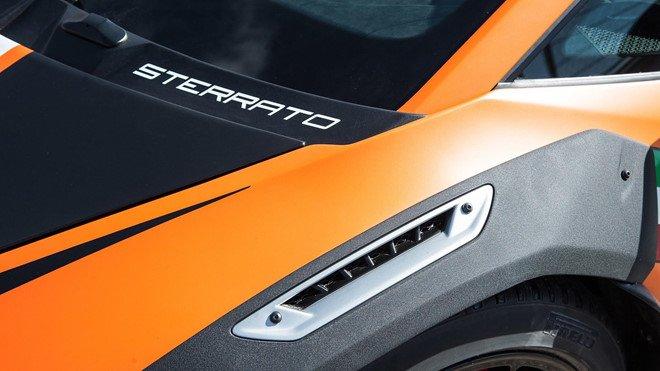 Lamborghini Huracan Sterrato sẽ được sản xuất đại trà với tư cách siêu xe địa hình a4