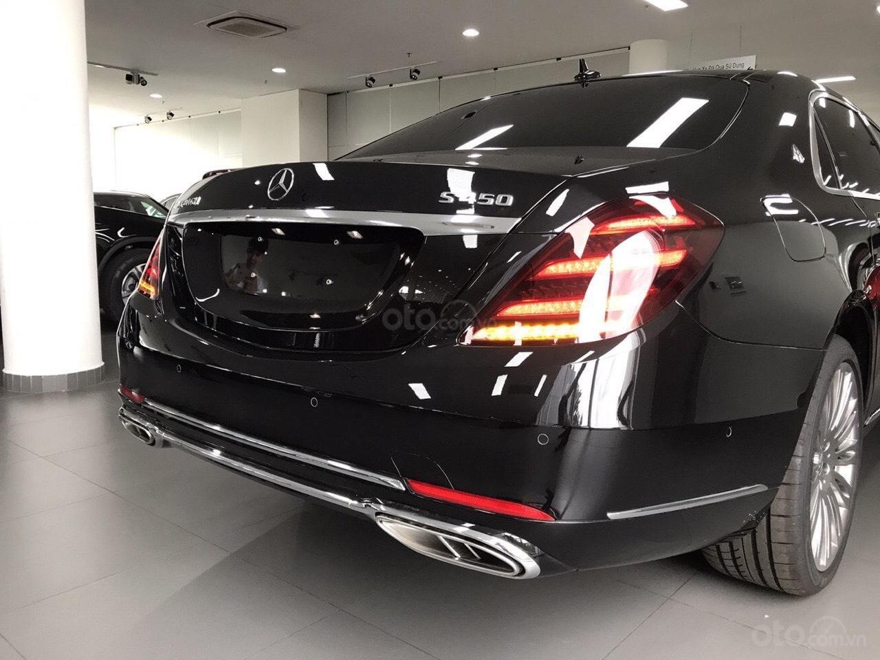Bán Mercedes-Maybach S450 2020 hoàn toàn mới, galang mới, xe giao ngay tháng 02/2020 (7)