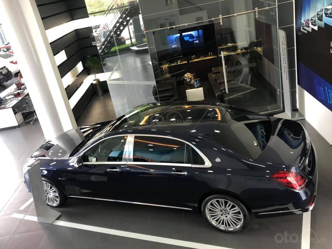 Bán Mercedes-Maybach S450 2020 hoàn toàn mới, galang mới, xe giao ngay tháng 02/2020 (10)