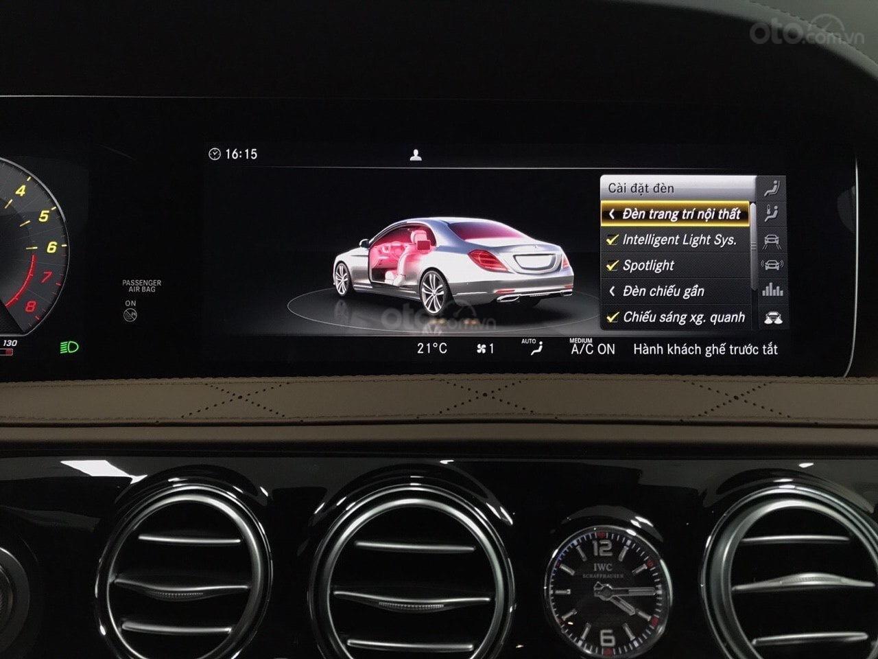 Bán Mercedes-Maybach S450 2020 hoàn toàn mới, galang mới, xe giao ngay tháng 02/2020 (9)