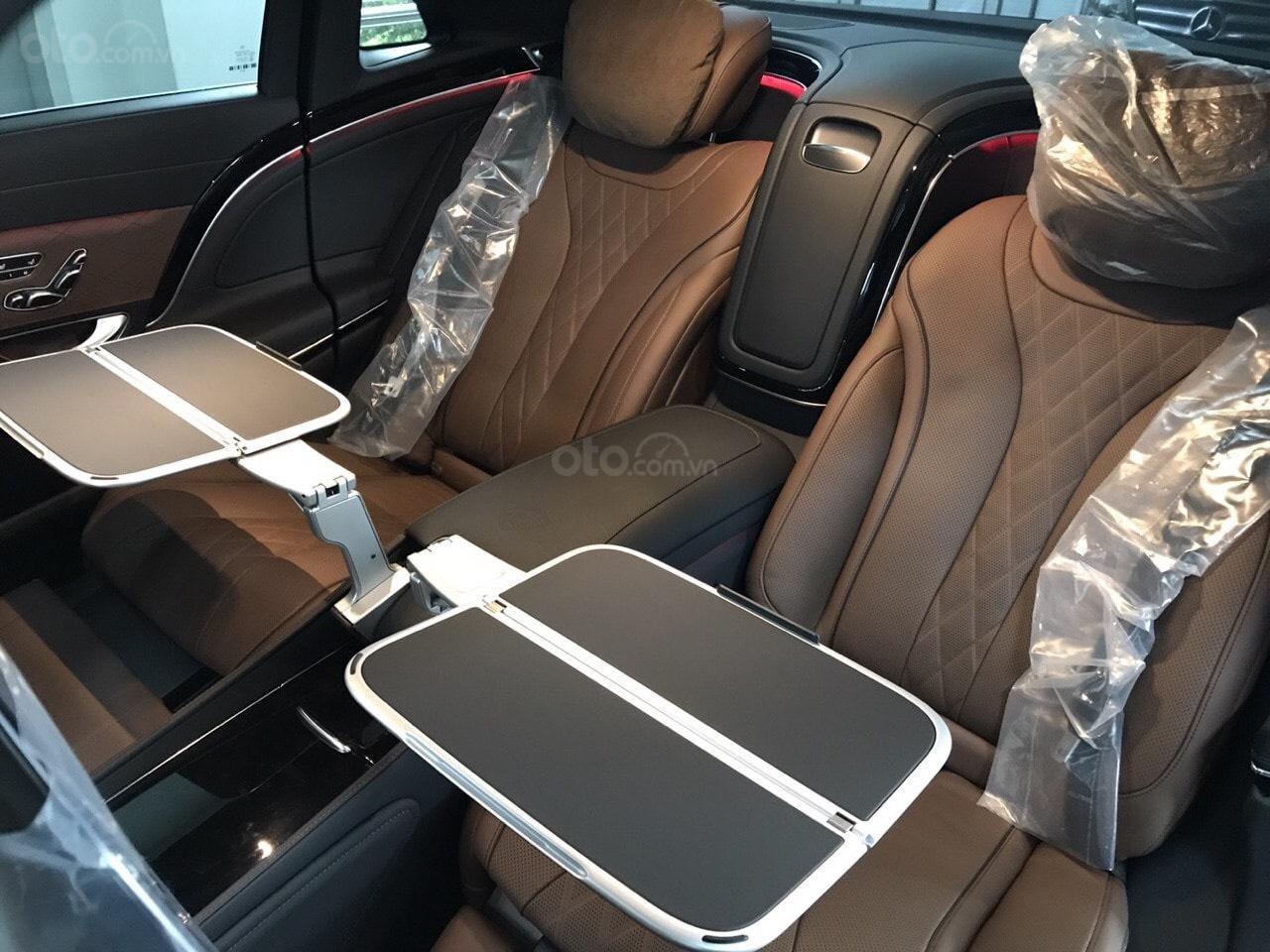Bán Mercedes-Maybach S450 2020 hoàn toàn mới, galang mới, xe giao ngay tháng 02/2020 (12)