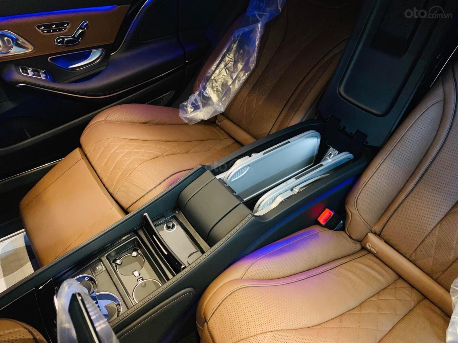 Bán Mercedes-Maybach S450 2020 hoàn toàn mới, galang mới, xe giao ngay tháng 02/2020 (19)