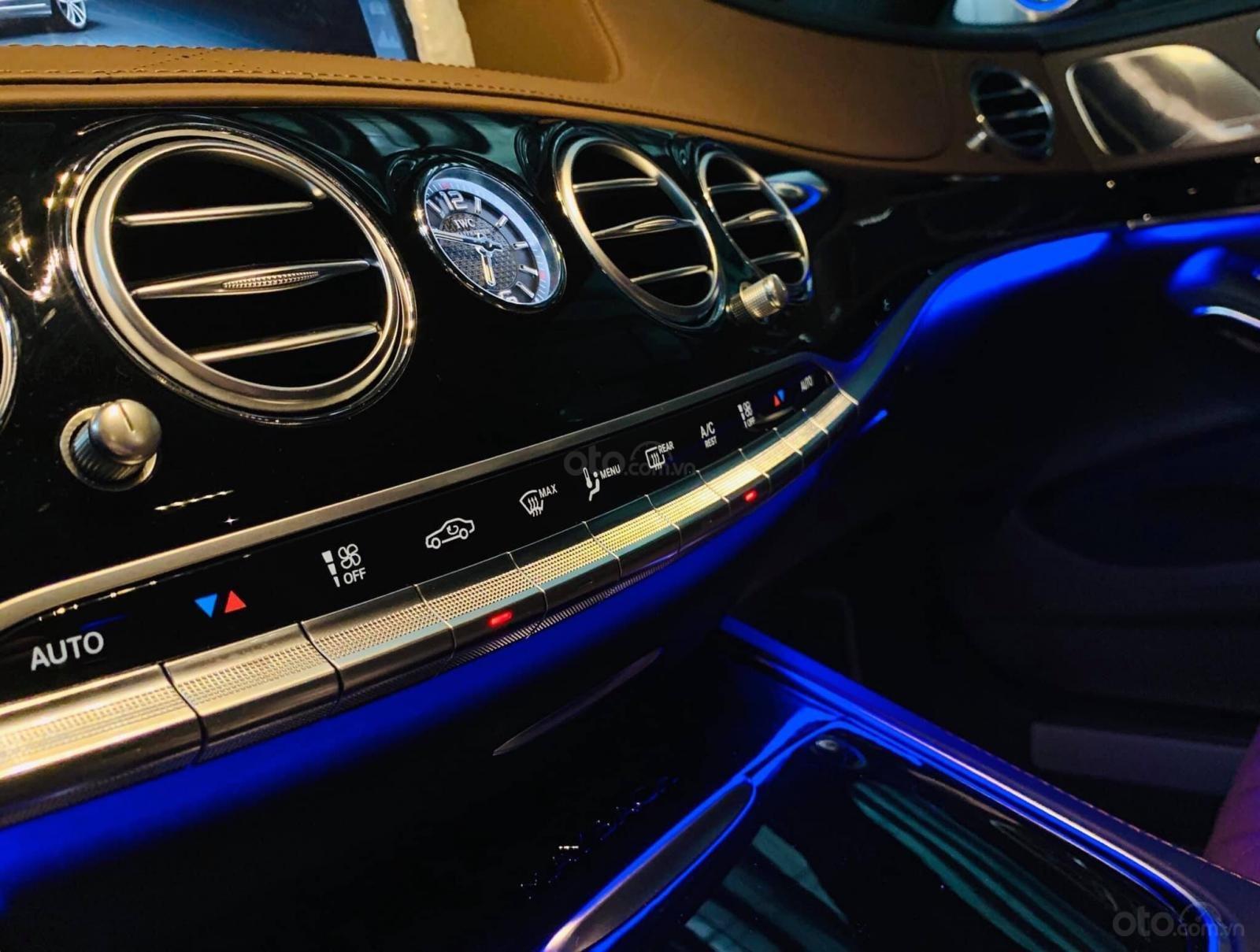 Bán Mercedes-Maybach S450 2020 hoàn toàn mới, galang mới, xe giao ngay tháng 02/2020 (22)