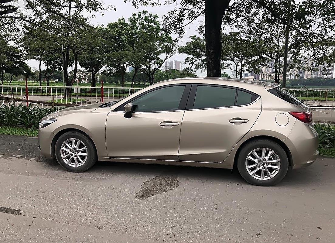 Cần bán lại xe Mazda 3 đời 2017, xe cũ -0