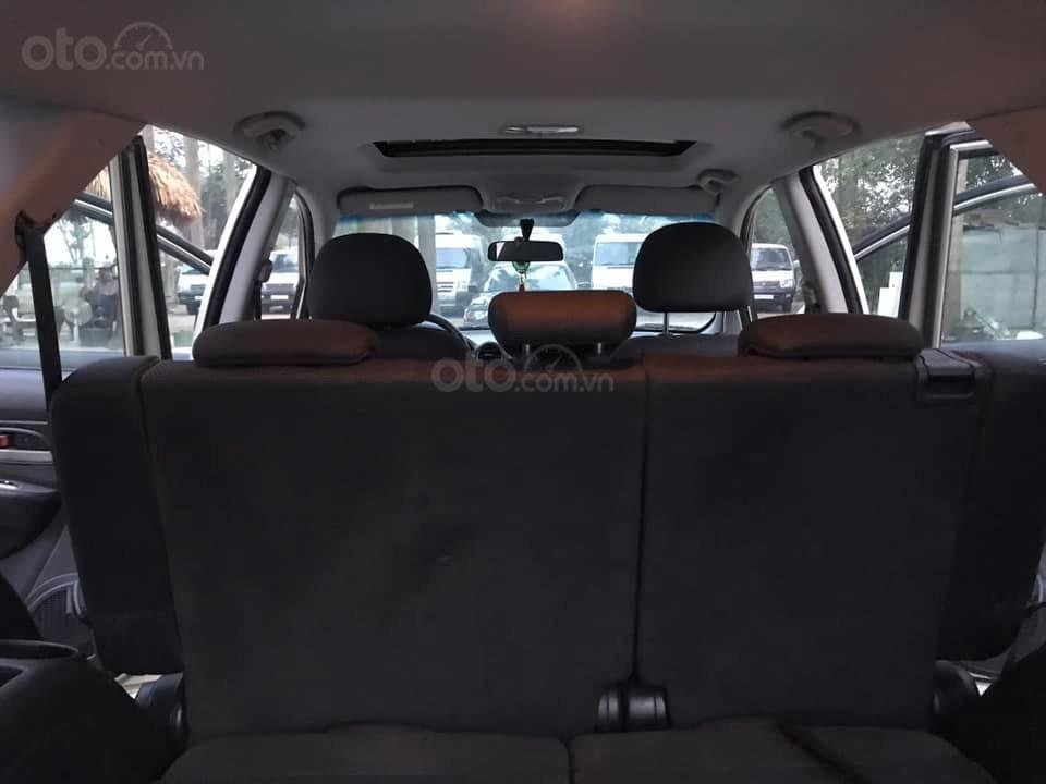 Bán xe Kia Carens 2.0AT 2.0AT, 7 chỗ, sản xuất 2009 màu vàng sâm banh, xe chạy ít, chính chủ biển HN-12