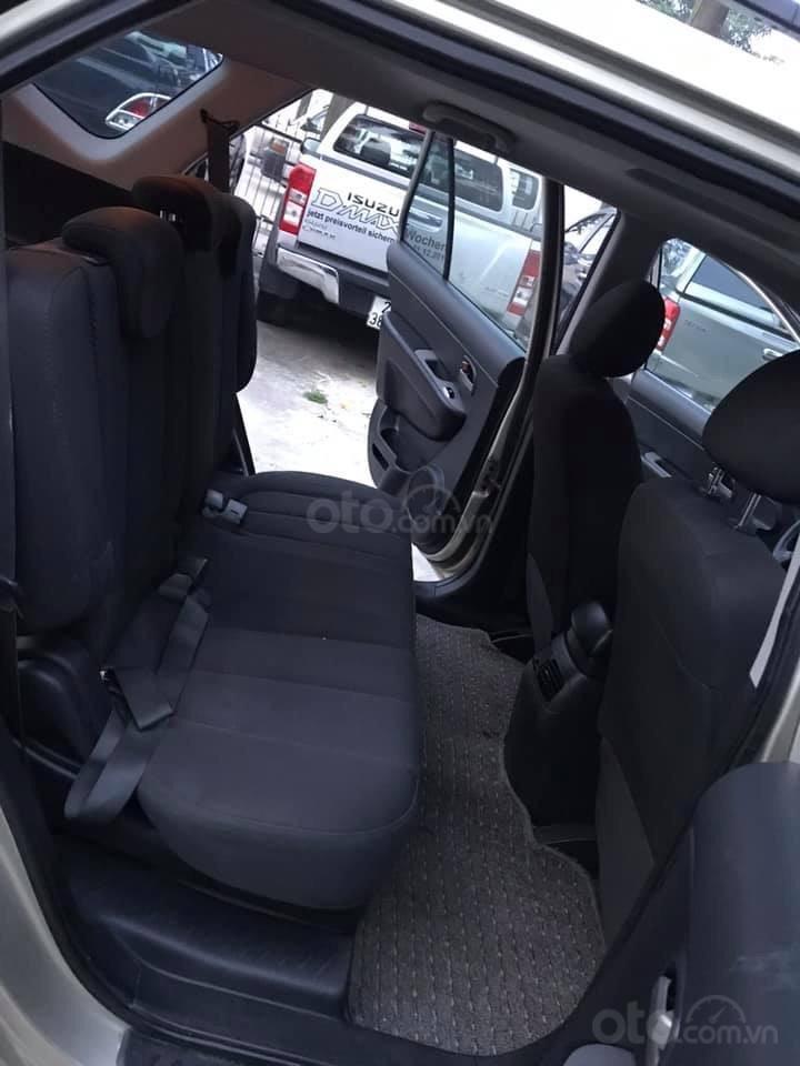 Bán xe Kia Carens 2.0AT 2.0AT, 7 chỗ, sản xuất 2009 màu vàng sâm banh, xe chạy ít, chính chủ biển HN-7