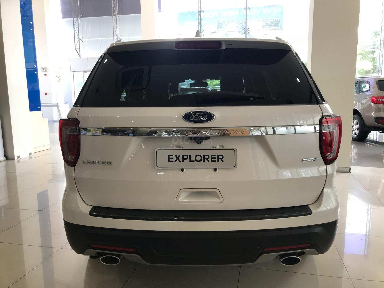Bán Ford Explorer mới 100%- đời 2019, full option, khuyến mãi hấp dẫn, phụ kiện chính hãng 100% (3)