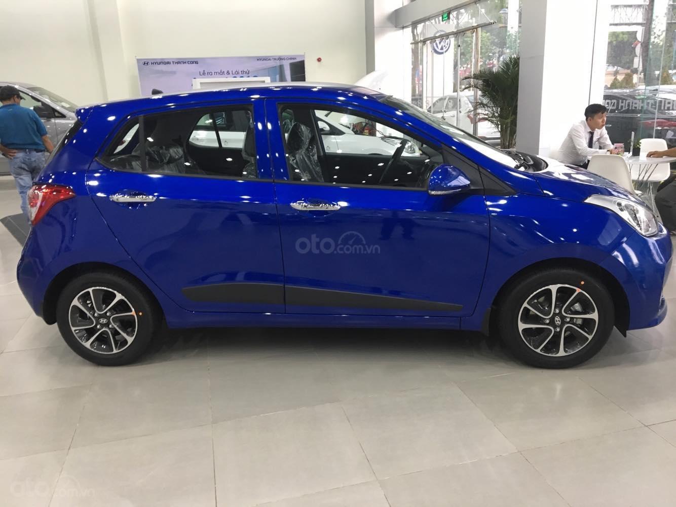 Hyundai I10 2019 khuyến mãi khủng TM, tặng nhiều PK, xe đủ màu giao ngay-1